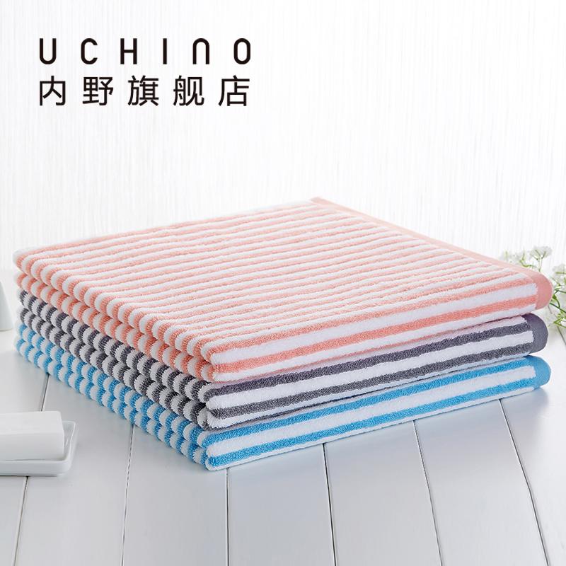 В дикий uchino простой полоса хлопок полотенце взрослый мужчина юноши и девушки ученый ребенок абсорбент большое полотенце