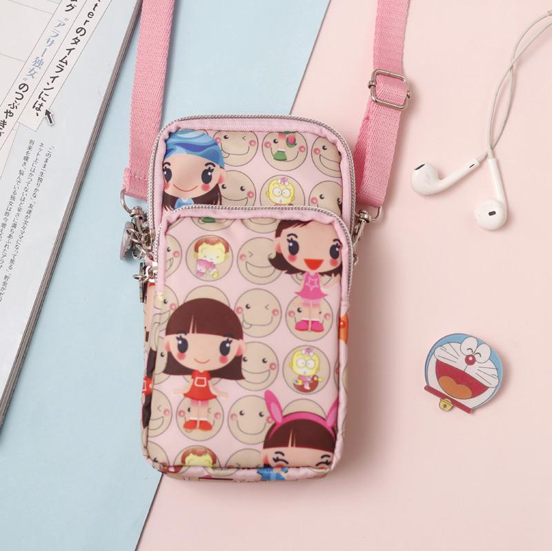 (用2元券)手机包女韩版可爱2019新款斜挎包