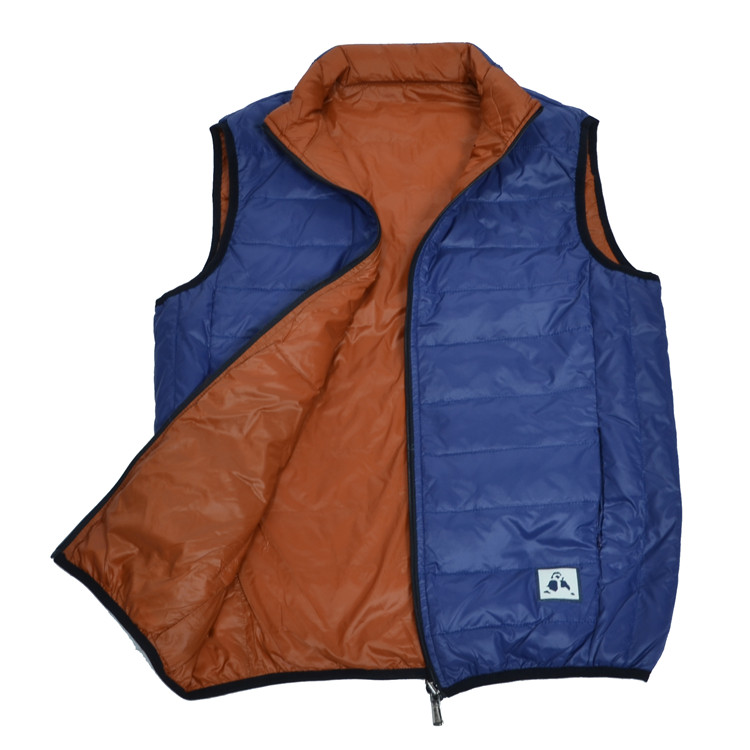 121 на открытом воздухе синий оранжевый обе стороны носить тонкая модель подходит для мужчин и женщин под жилет бесплатная доставка