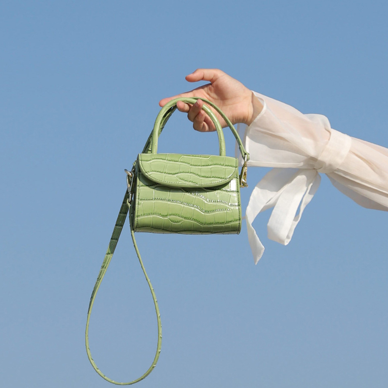 手提包单肩包迷你包包女包2019新款法国小众独特设计小清新斜挎包10月15日最新优惠