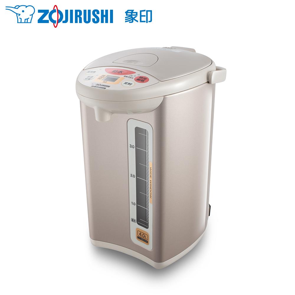 ZOJIRUSHI 象印 CD-WBH40C 电热水壶 4L 569元包邮(需用券)