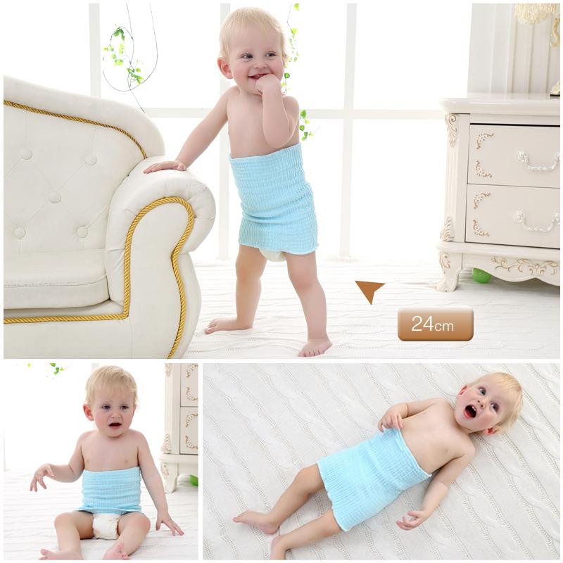嬰兒純棉新生兒寶寶護臍帶