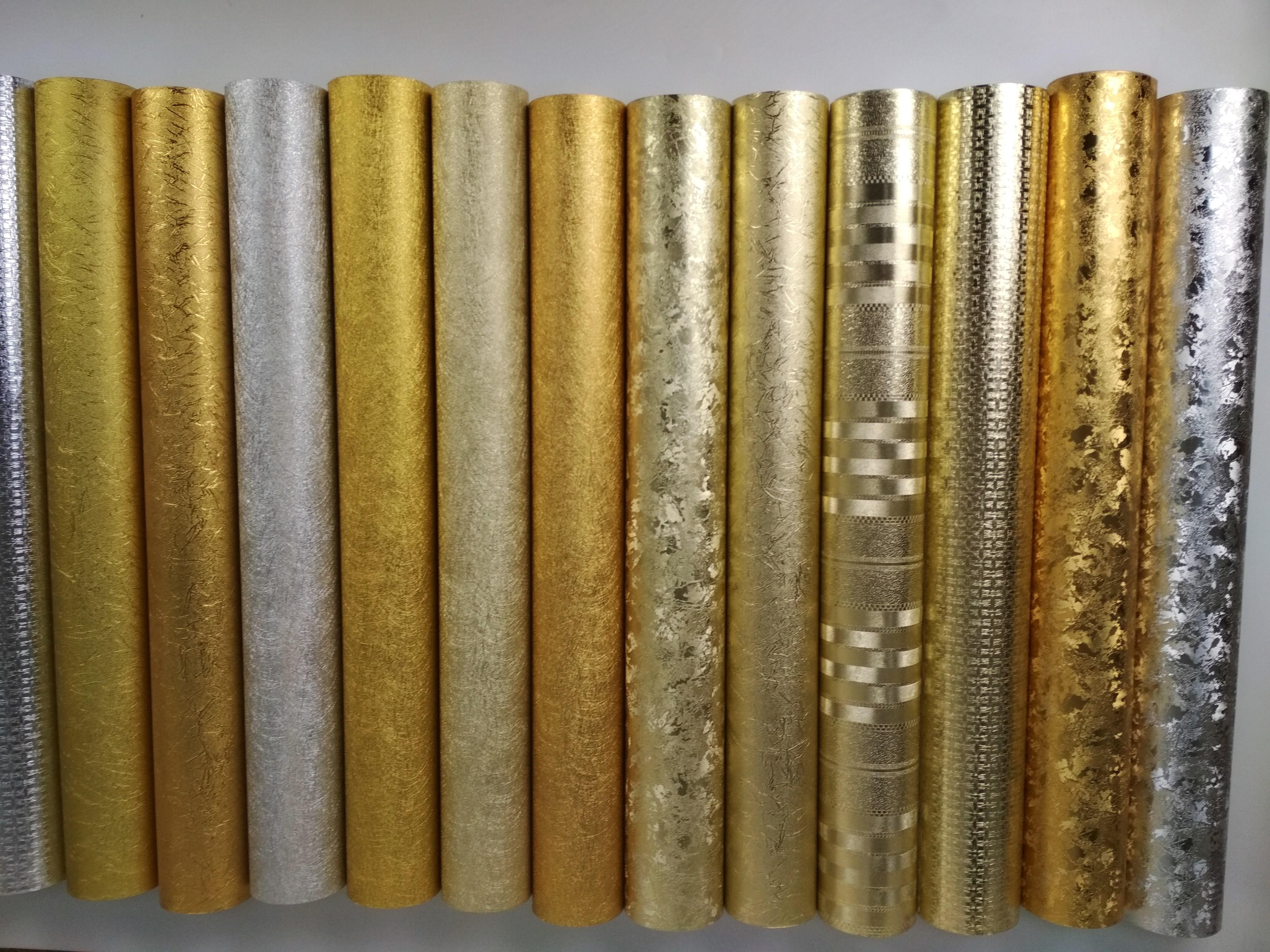 金黄色壁纸