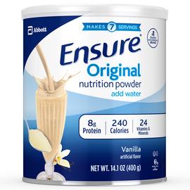美国采购ensure雅培安素倍佳成人奶粉营养蛋白质奶粉400g 香草味图片