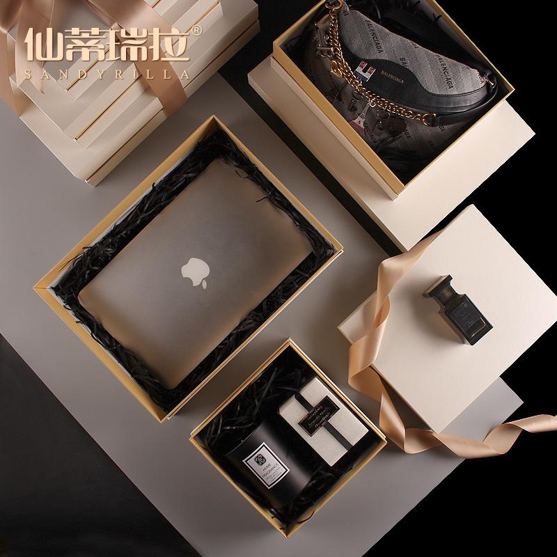 情人节生日礼盒空盒包装盒ins礼品盒大号礼物盒子男生款精美网红图片