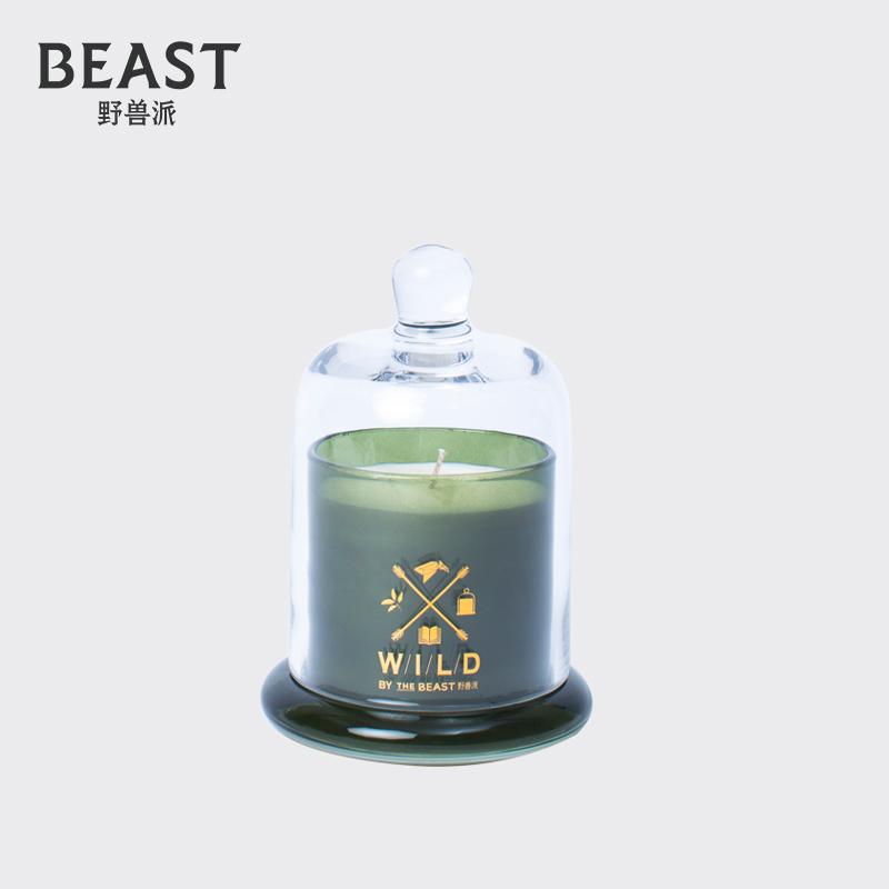 THE BEAST/野兽派 幸运钟罩蜡杯香薰蜡烛 家居饰品香氛 礼物礼品