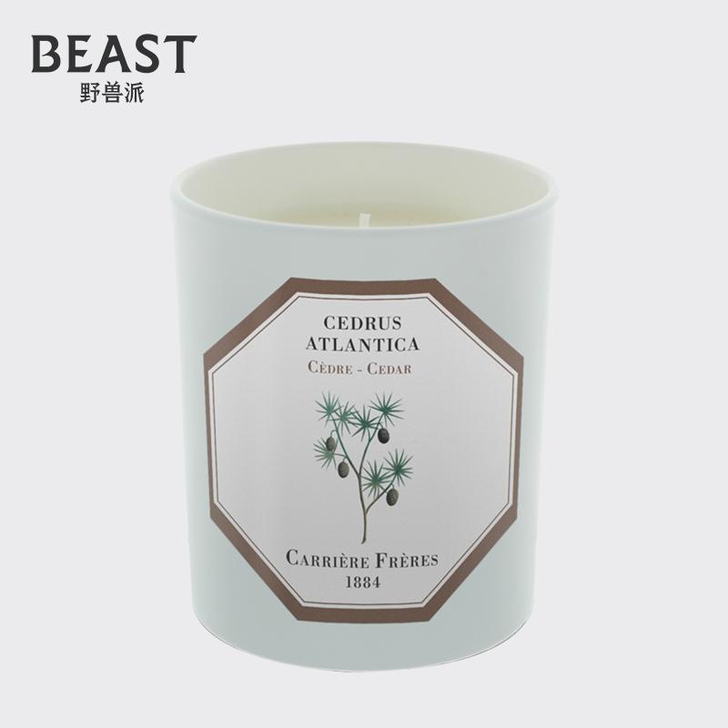 THEBEAST/野兽派 香氛蜡烛 家用办公室香味香薰蜡烛