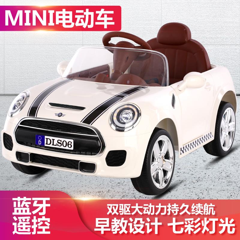 券后598.00元儿童电动车四轮四驱遥控汽车小孩宝宝4轮玩具可坐人婴儿1-3岁童车
