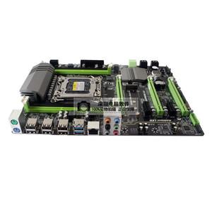 全新X79大板电脑主板CPU套装2011针支持E5-2670ECC 8G服务器内存
