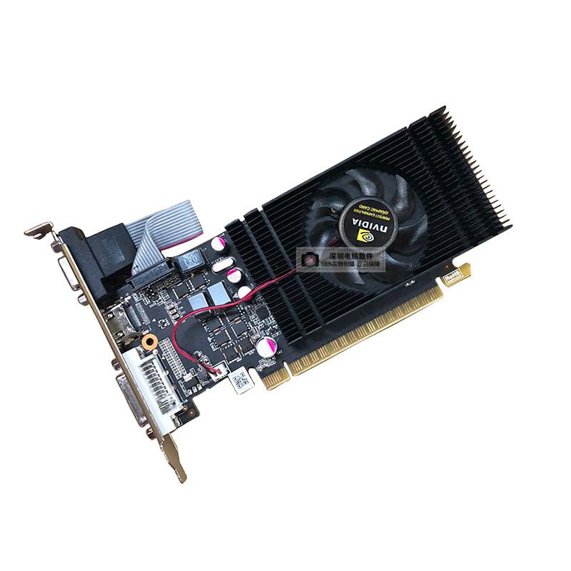满499.00元可用244元优惠券戴尔联想电脑小机箱GT740独立显卡2G独显刀卡半高游戏2K高清显卡