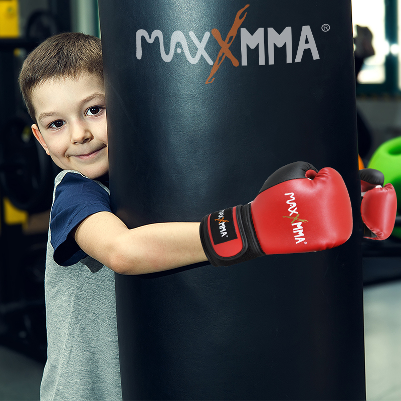 Maxxmma childrens boxer set hand target set male and female youth training boxing boxing boxing boxing boxing set