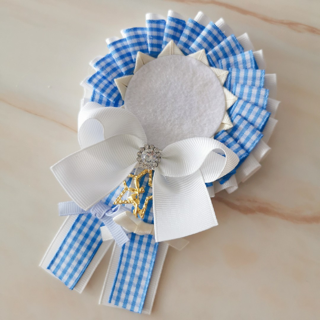 Double layer pain bag accessories, two dimensional badge display jewelry Lolita Lolita cute bajituotuo
