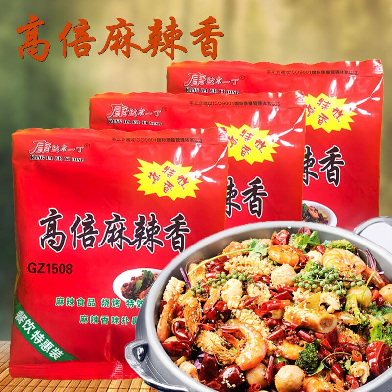 Kangdaer Yiding spicy ointment spicy hot pot dry pot hot pot rice noodles spicy sauce