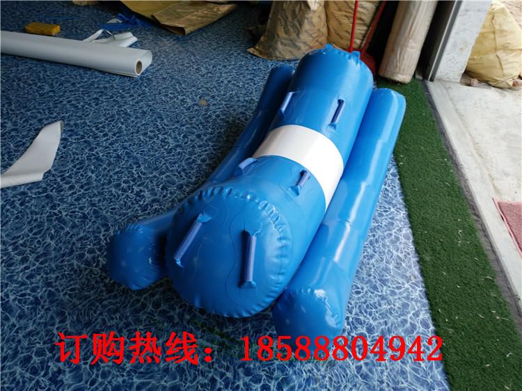Inflatable water seesaw moon boat banana boat inflatable kayak naughty Fort million ocean ball pool equipment