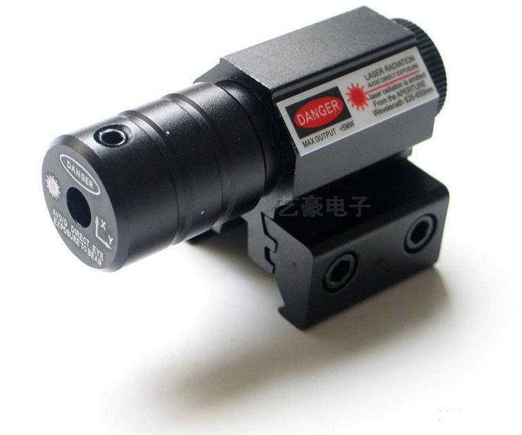 Новый мини низкий база короткие нитки красный лазер инфракрасный цель квази- устройство регулируемый лазер фонарик высокая линза лазер свет