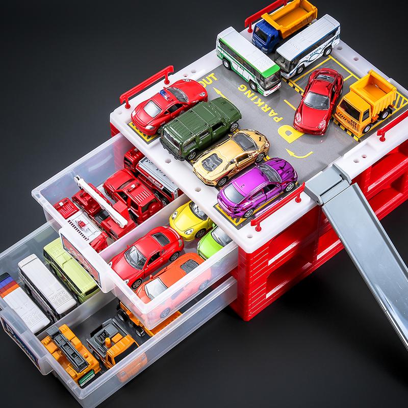 Игрушка автомобиль ребенок парковка поле сплав инжиниринг игрушка автомобиль полицейская машина автобус модель мини спортивный автомобиль автомобиль установите