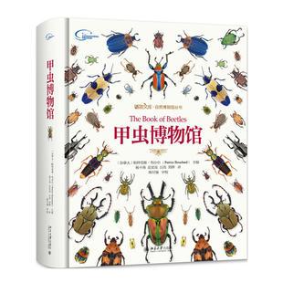 布沙尔帕特里斯加拿大科学家和采集家趋之若鹜尺寸和色彩令人目不暇接形态动物生物世界科普读物甲虫博物馆正版