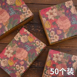 领5元券购买蛋黄酥雪花酥包装纸盒4 /礼品盒