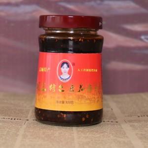 1瓶包邮富顺胡三蘸水香辣酱豆花