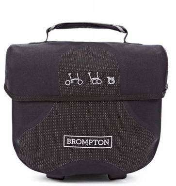 Brompton mini o bag компактный водонепроницаемый