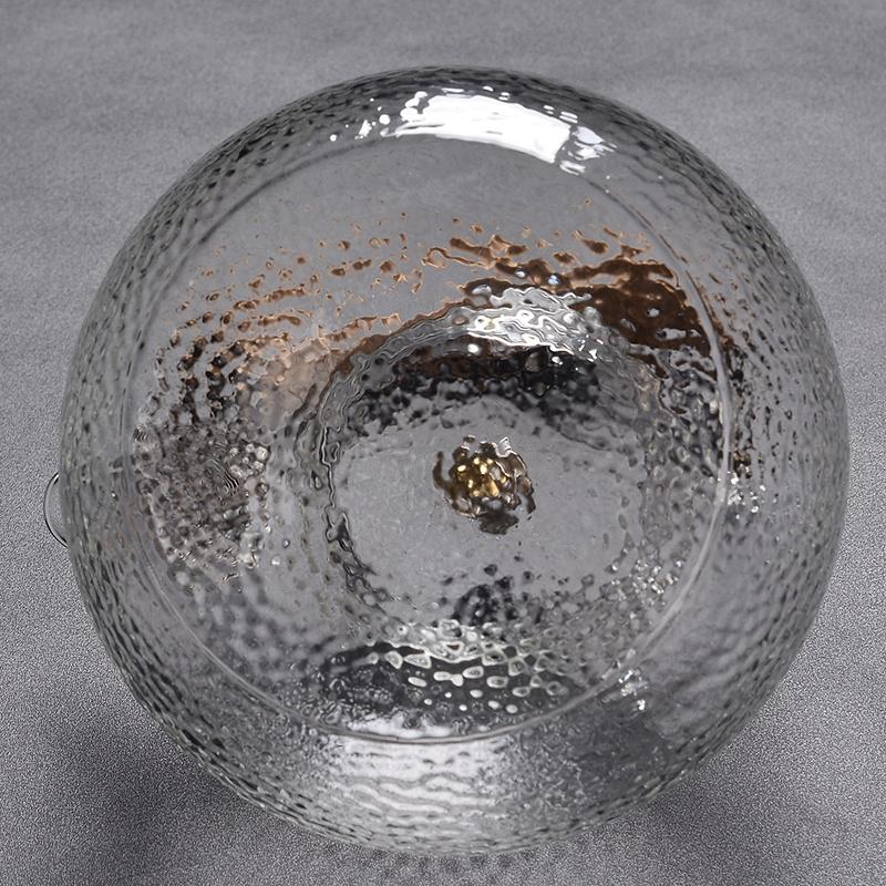 5CPY日式耐高温锤纹玻璃提梁壶电陶炉煮茶壶烧水壶蒸茶泡茶壶功夫
