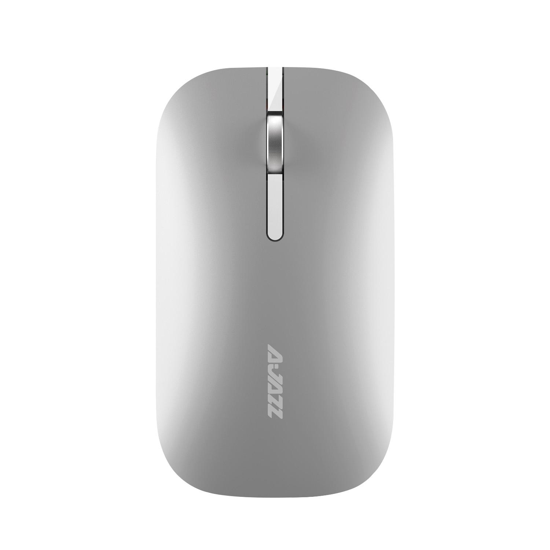 黑爵i25t无线蓝牙鼠标无声静音省电双模苹果笔记本台式电脑Mac
