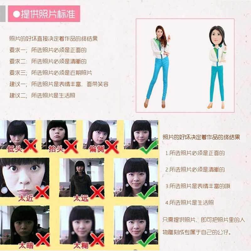 Портретные куклы по фотографии / Статуэтки по фотографии на заказ  Артикул 617518686774