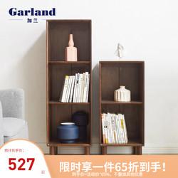 加兰实木电视柜边柜现代简约橡木置物架北欧客厅家用小户型储物柜