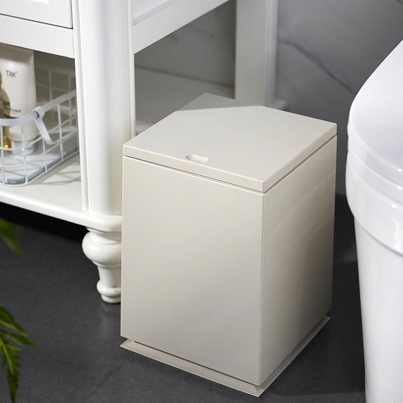 10月27日最新优惠北欧家用大号卫生间方形卧室垃圾桶