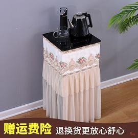 机罩客厅罩茶吧防尘饮水机罩家用欧式防尘罩田园饮水机茶吧机图片