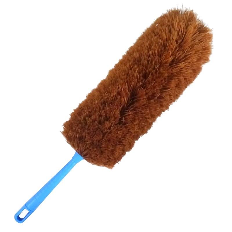 除尘擦车布服装店空气可弯曲加长扫床刷衣服用品静电鸡毛掸子