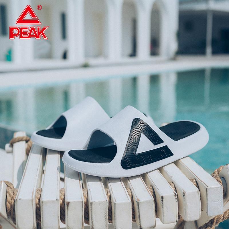 匹克态极拖鞋2男女运动拖鞋夏外穿潮室外二代沙滩男士太极凉拖2.0图片