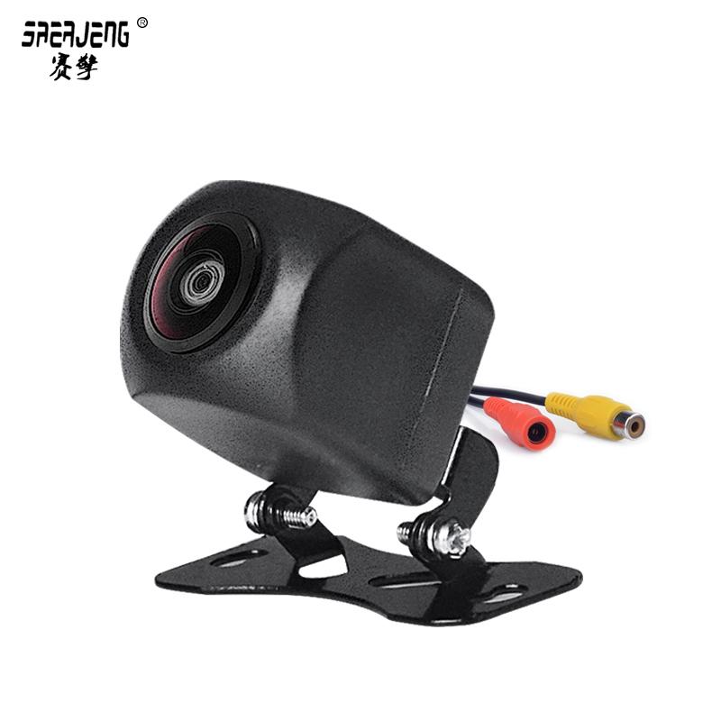 汽车摄像头倒车高清星光夜视摄像头夜视盲区辅助系统动态轨迹专用