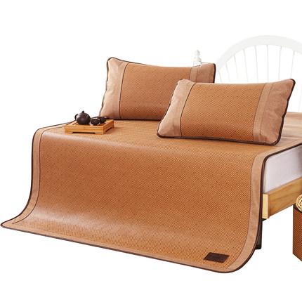 老席匠1.8 m床三件套加厚折叠凉席