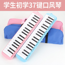 Chin 37 Key Children beginner students with professional playing the teaching of the piano into the population organ