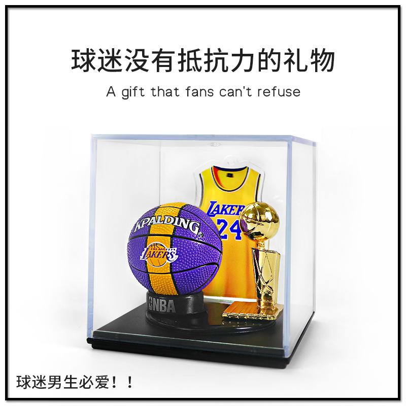 篮球周边摆件男生beat365官网手机中文版送朋友走心创意詹姆斯科比手办纪念礼品