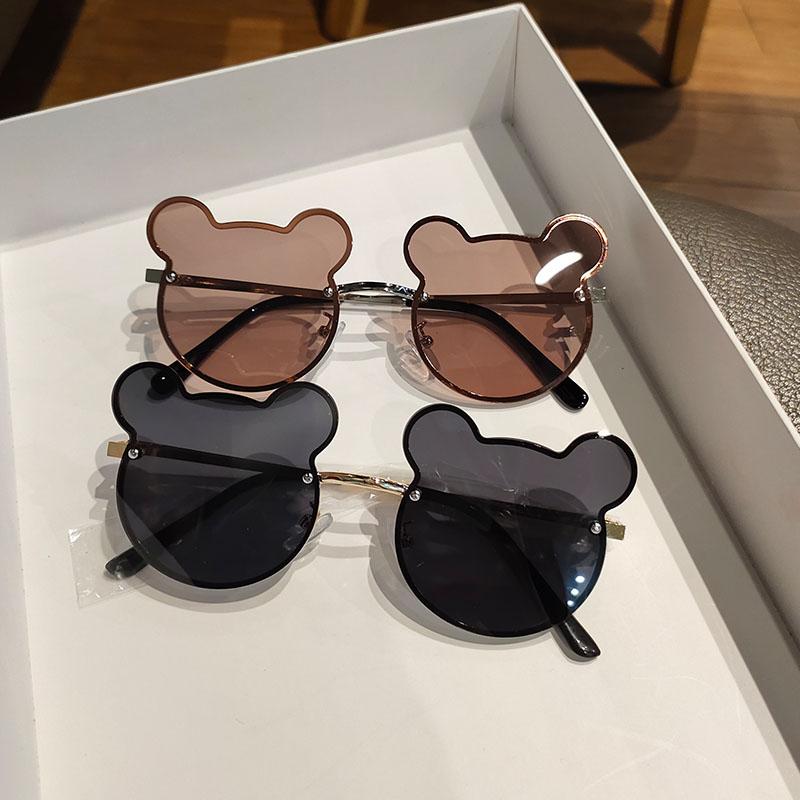 儿童时尚偏光镜小孩舒适眼镜男女童出游遮阳镜宝宝防紫外线太阳镜