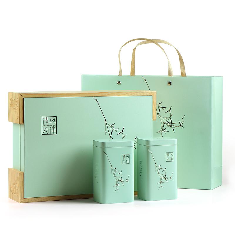 云雾绿茶2罐礼盒装