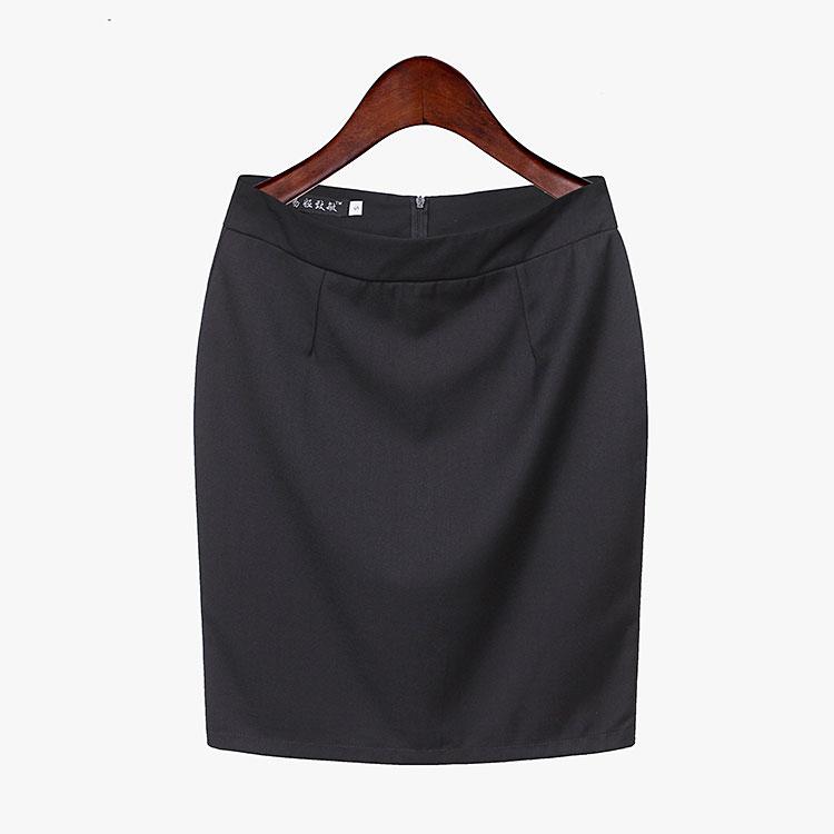 春夏职业裙包裙包臀半身裙一步裙短裙西裙正装裙子西装裙工装裙