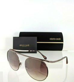 RobertoCavalli罗伯图卡维里Impruneta107116B银色太阳眼镜墨镜图片