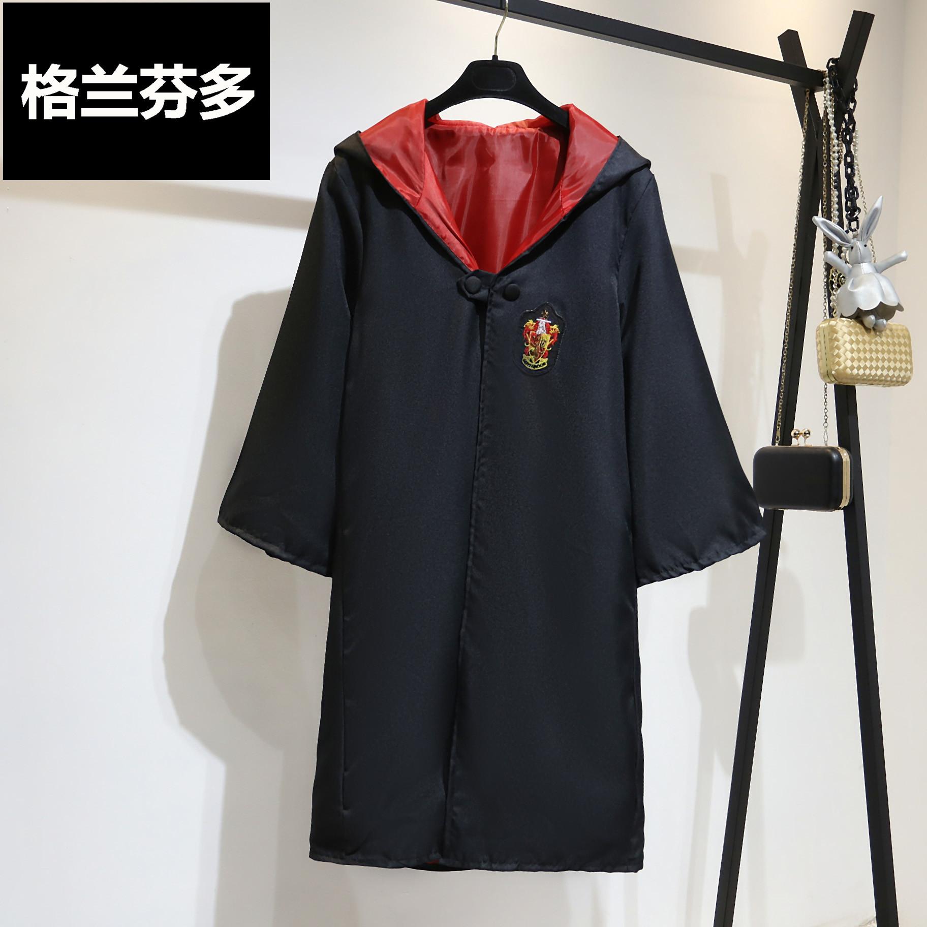 ハリーポッターのコスプレ衣装にローブのグラン・ヴィンチの衣装に魔法のローブのマント