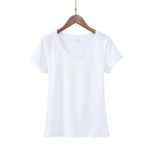 純黑色短袖T恤女2020年新款夏季半袖灰色體恤緊身洋氣上衣服ins潮