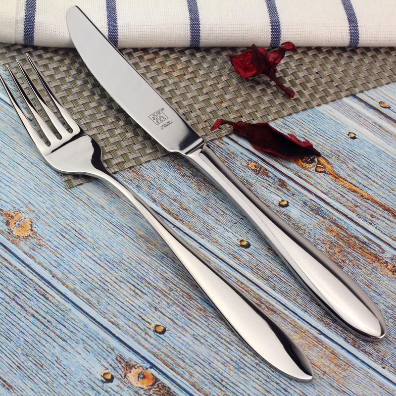 双立人ins风网红刀叉套装刀叉