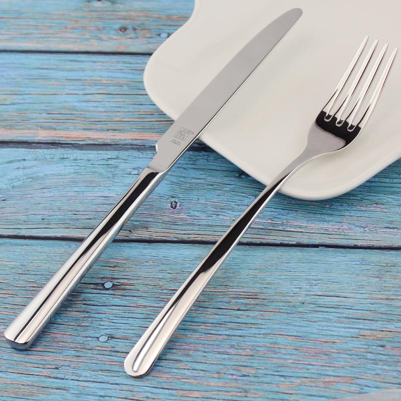 双立人西餐两件套装餐具牛排刀叉