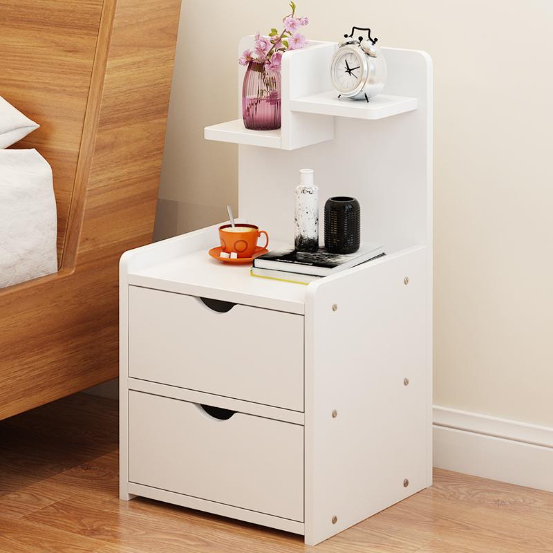简易床头柜特价床边收纳小柜子简约现代卧室床头迷你储物柜多功能