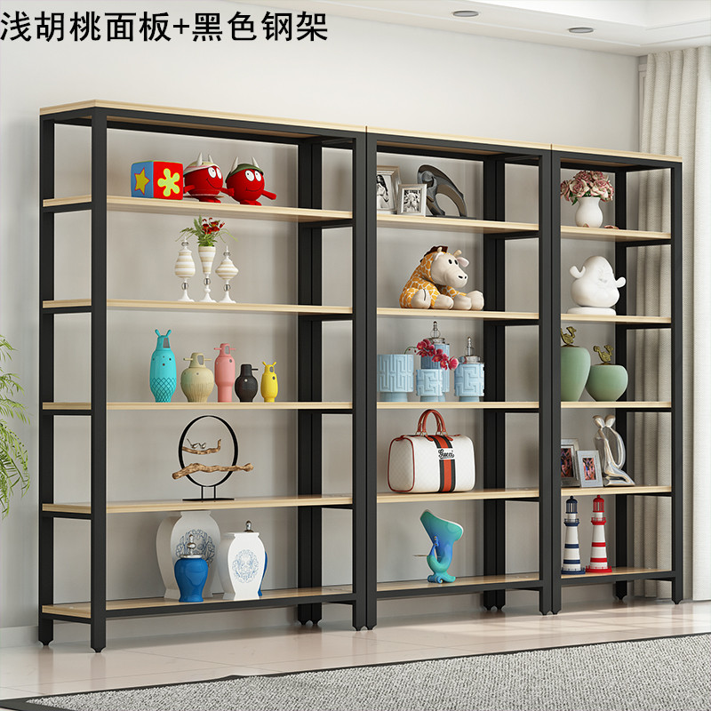 精品货架展会样品鞋店展示架陈列架产品组合货柜饰品置物架中岛柜