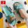 2 pairs of slippers female summer indoor non-slip bathroom bath cartoon soft bottom cute home household slippers male ins