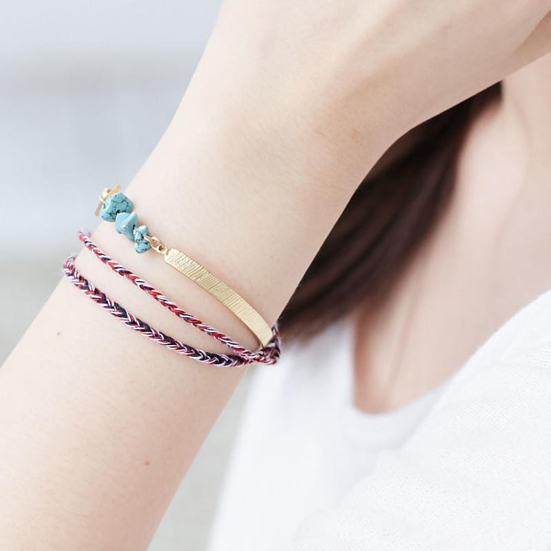 Multi layer Japanese and Korean retro student jewelry