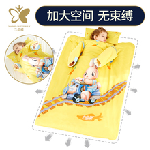 Baby sleeping bag, children's universal anti kicking quilt, children's thickened quilt, baby's anti kicking device in autumn and winter
