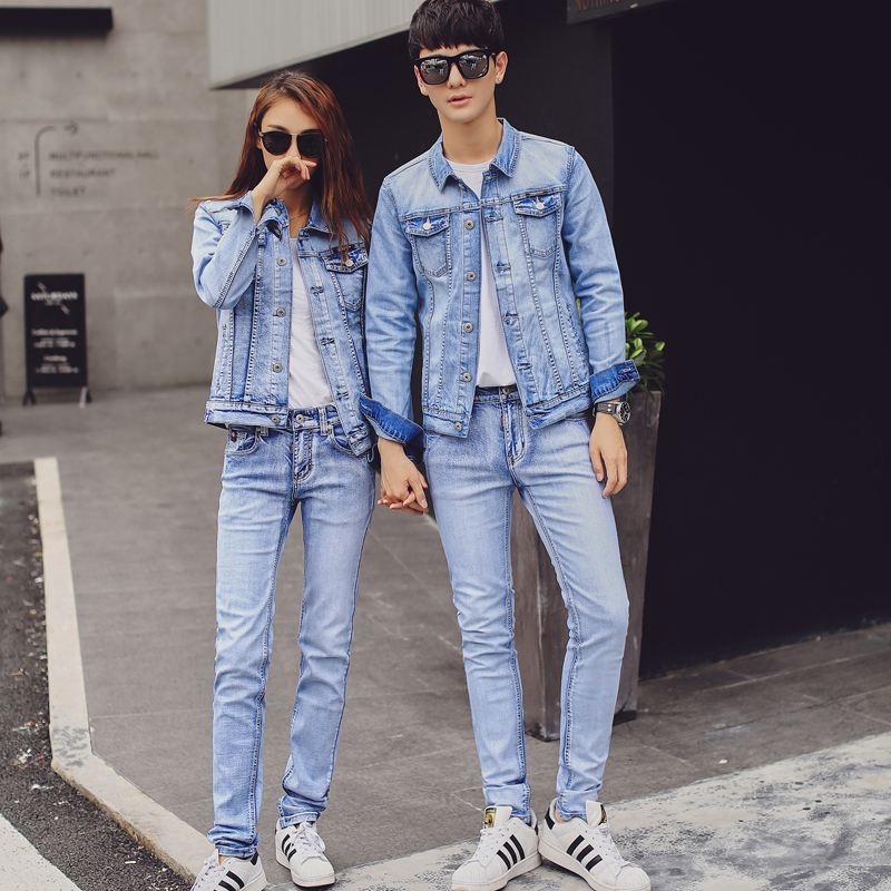 Mens and womens spring mens wear jacket